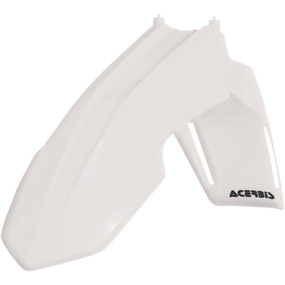 Acerbis Front Fender - White