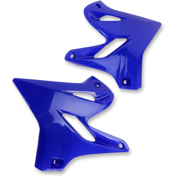 Acerbis Radiator Shrouds - YZ125/250 - Blue