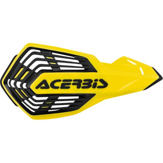 Acerbis Yellow/Black X-Future Handguards