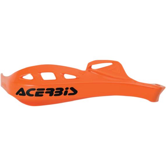 Acerbis Orange Rally Profile Handshields