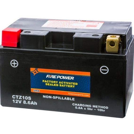 Firepower Firepower CTZ10Z-S Kawasaki KLX400S / DRZ400 (Battery UPGRADE!!!) FOR HTP7-3-31