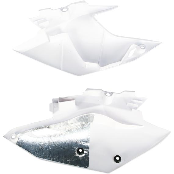 Acerbis Side Panels - WR 450 F - White