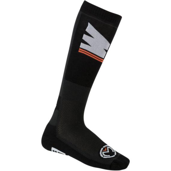 Moose Racing M1™ Socks - Black - Large/XL