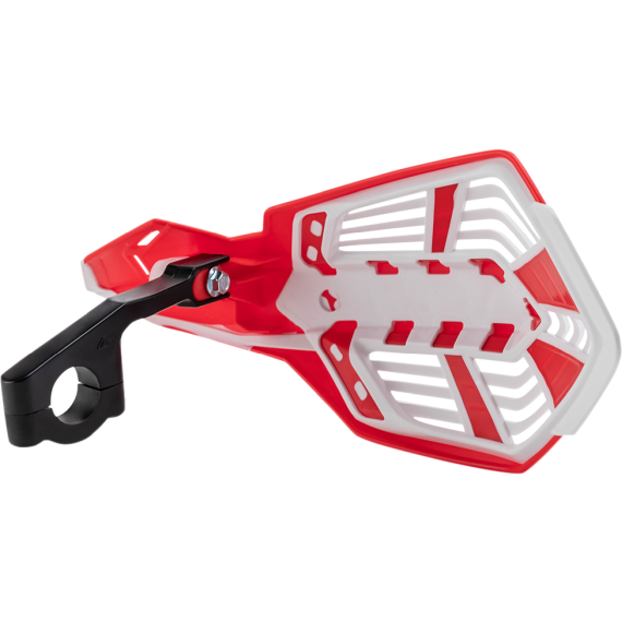 Acerbis Red/White X-Future Handguards