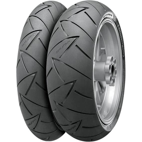 Continental Tire - Road Attack 2 - 160/60ZR17