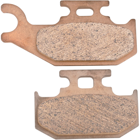 Moose Racing XCR Brake Pads - Front/Rear