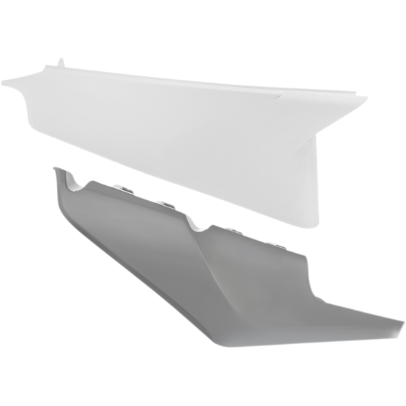 Acerbis Side Panel - Gray - Husqvarna