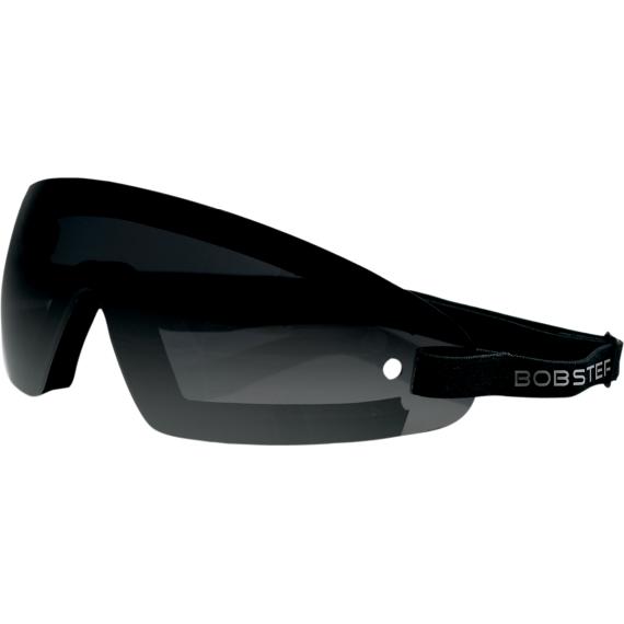 Bobster Wrap Goggles - Smoke