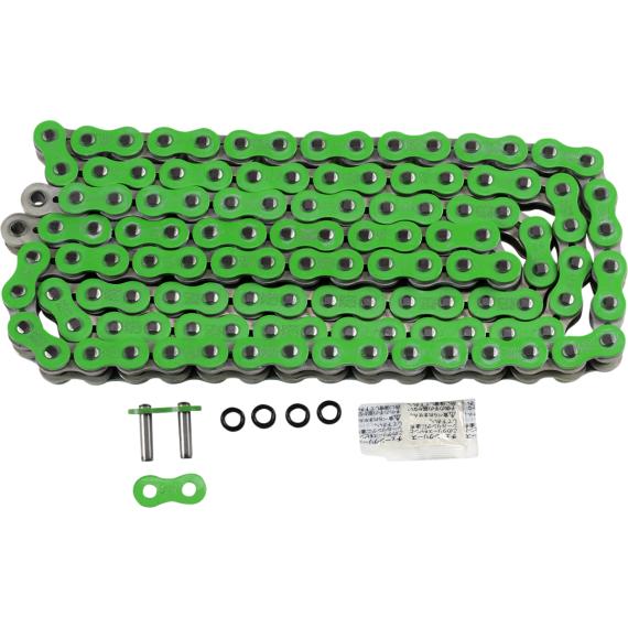 Enuma Chain (EK) 525 MVXZ2 - Chain - 120 Links - Green