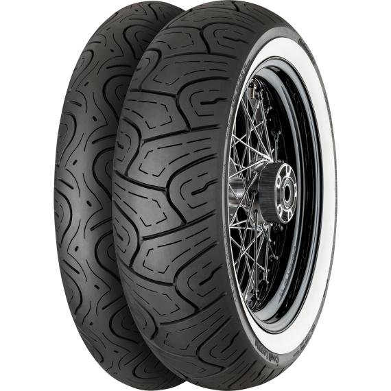 Continental Tire - Legend Whitewall - 180/65B16