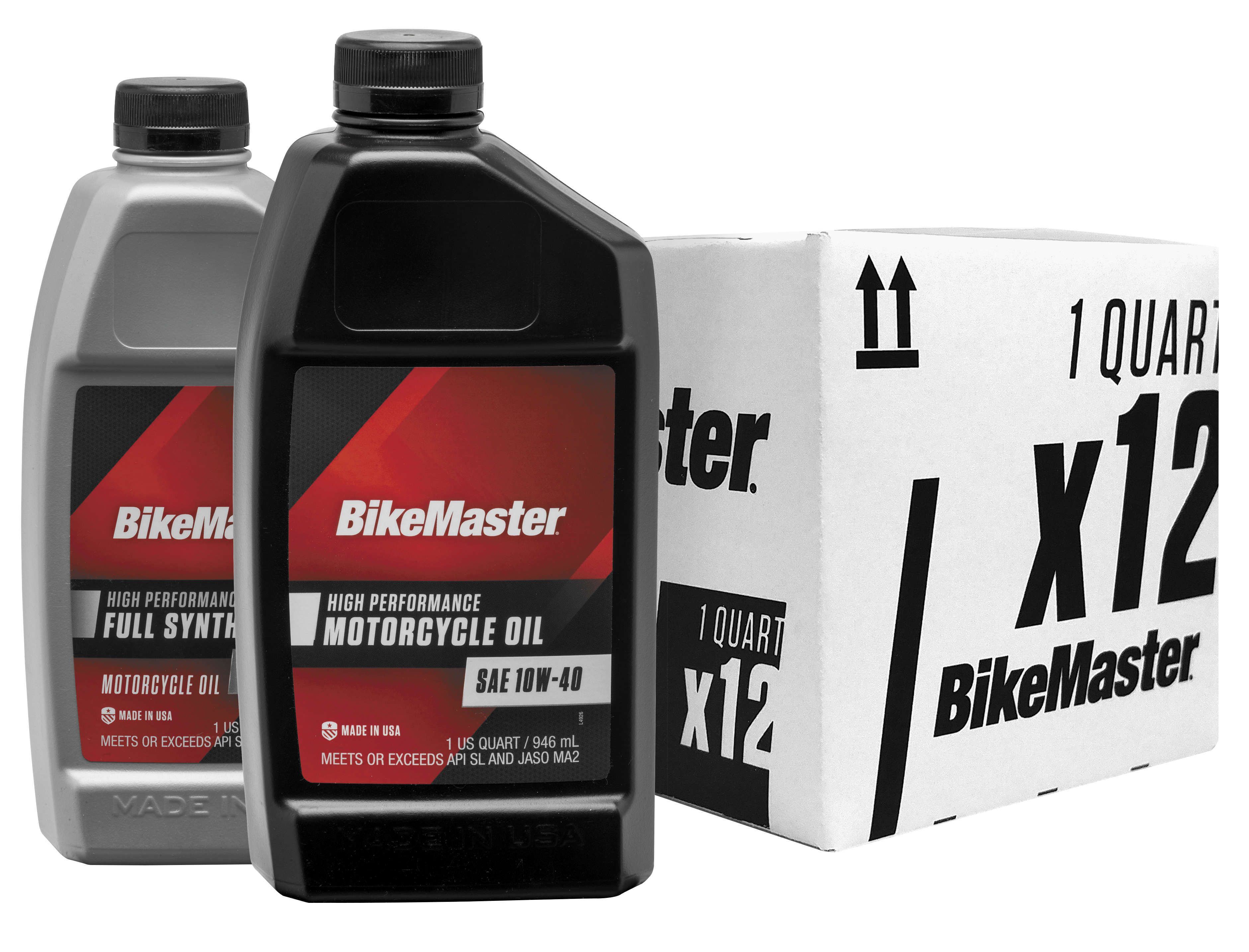 Bikemaster Bikemaster Performance Oil - 1 qt.