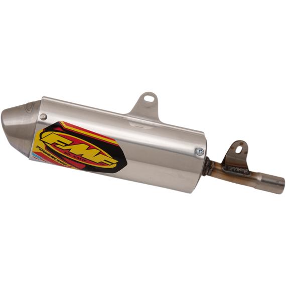 FMF RACING Mini PowerCore 4 Slip-On Muffler - without Spark Arrestor - CRF125F '19+