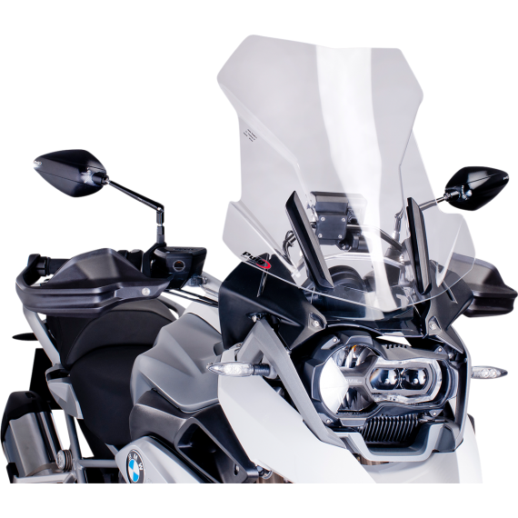 PUIG Touring Windscreen  - Clear -  BMW