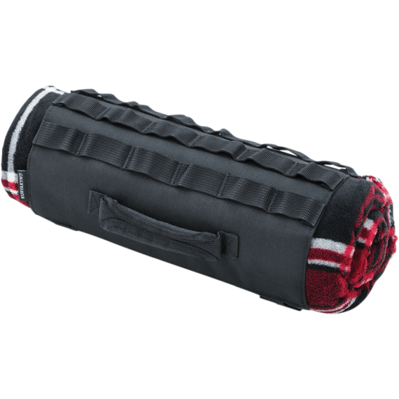 Kuryakyn jacket Roll Bag - Black