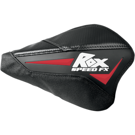Rox Speed FX Red/Black Flex Tec Handguards