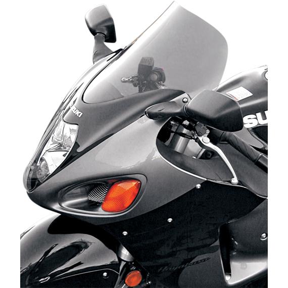 Zero Gravity Sport Winsdscreen - Smoke - GSX 1300R