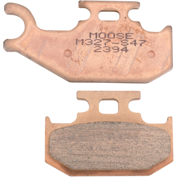 Moose Racing XCR Brake Pads - Rear - Yamaha