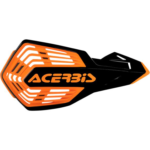 Acerbis Black/'16 Orange X-Future Handguards