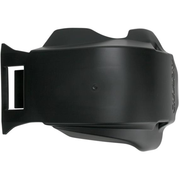 Acerbis Skid Plate - CRF450X - Black