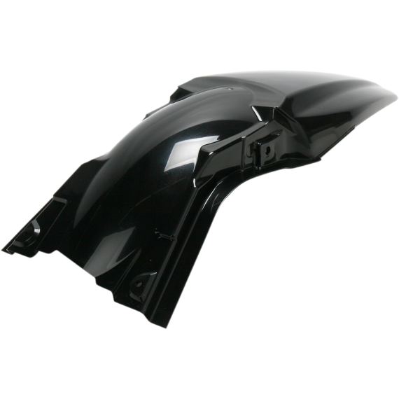 Acerbis Plastic Rear Fender - Black - KX250/450F