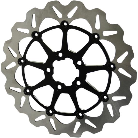 "Galfer Braking Wave® Rotor - Contrast Cut - 12.5"""