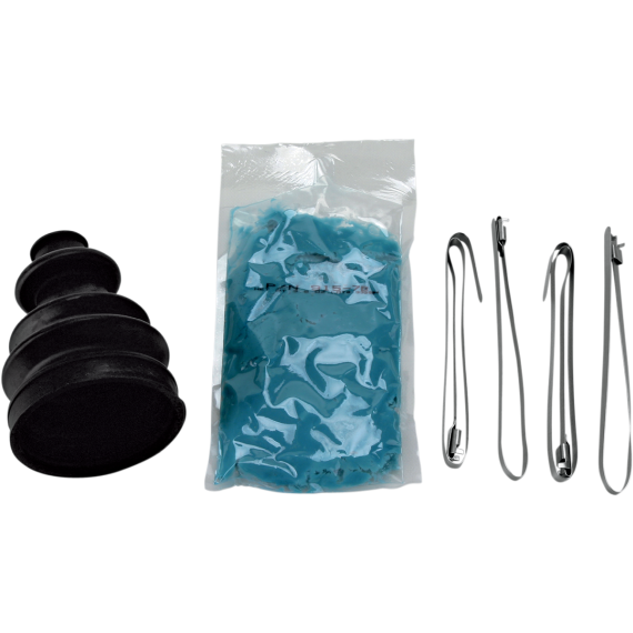 Moose Racing CV Boot Kit - Outboard
