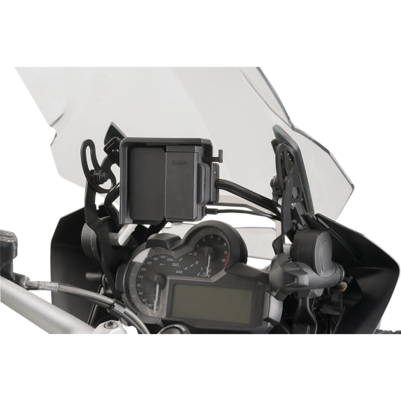 PUIG Support Bracket - Black - R1200GS