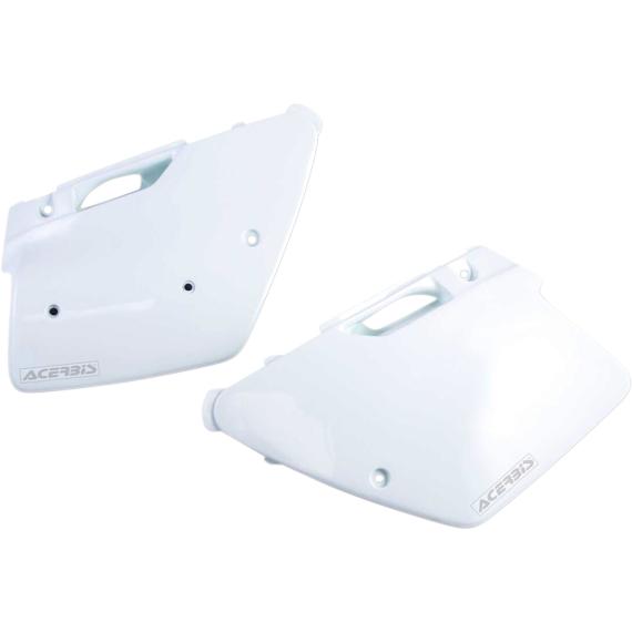 Acerbis Side Panels - KX 94-8 - White
