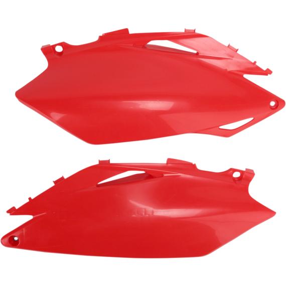 Acerbis Side Panels - CRF450 - Red