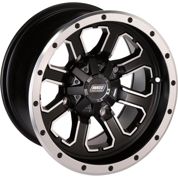 Moose Racing Wheel - 548M - 14X7 - 4/156 - 4+3