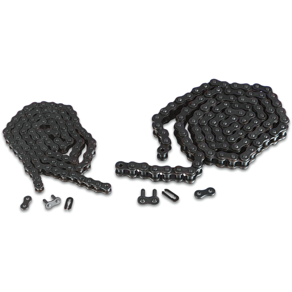 Parts Unlimited 520 - Drive Chain - 124 Links