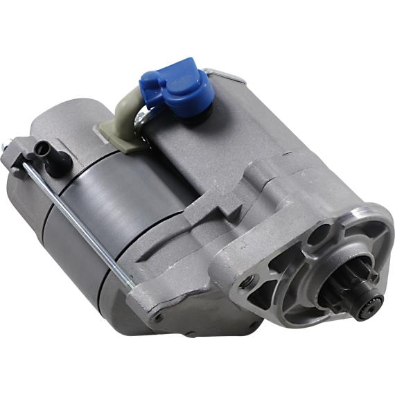 Parts Unlimited Starter Motor - Kawasaki - 2 Thread