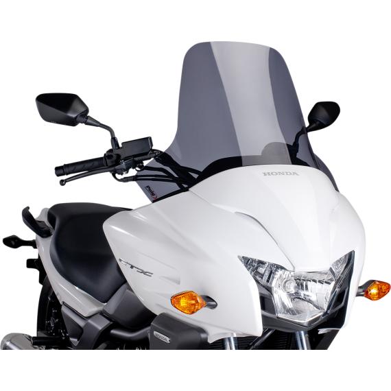 PUIG Touring Windscreen  - Dark Smoke -  Honda