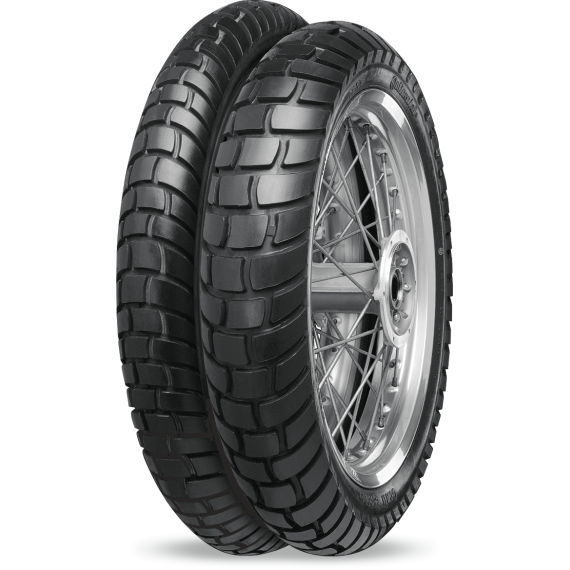 Continental Tire - ContiEscape - 120/90-17