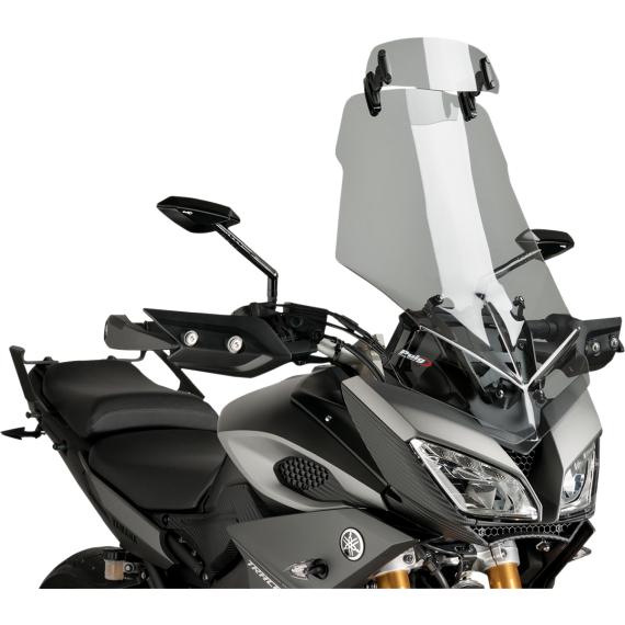 PUIG Adjustable Visor - Smoke - XL1000V