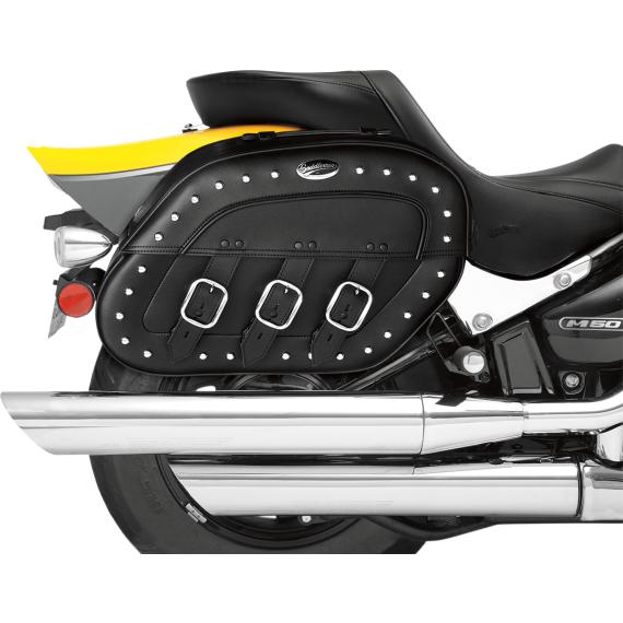 Saddlemen Desperado Rigid-Mount Specific-Fit Quick-Disconnect Saddlebag - Kawasaki