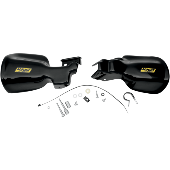 Moose Racing Black Handguards for Foreman 500