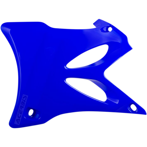 Acerbis Radiator Shrouds - '02 YZ85 - Blue