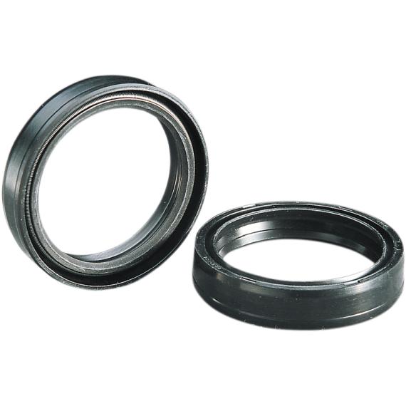 Parts Unlimited Fork Seals - 37x50x8