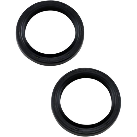 Parts Unlimited Fork Seals - 40x52x8
