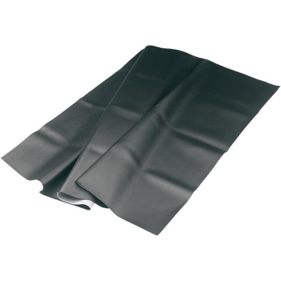 Parts Unlimited Black Vinyl Seat Material