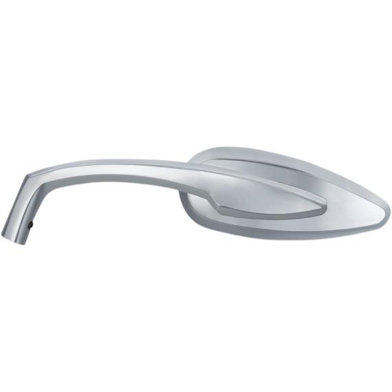 Kuryakyn Teardrop Mirrors - Chrome