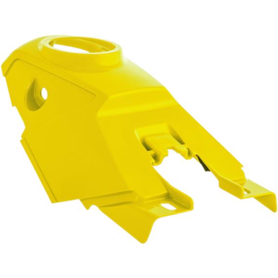 Acerbis Tank Cover - RMZ 450 - Yellow