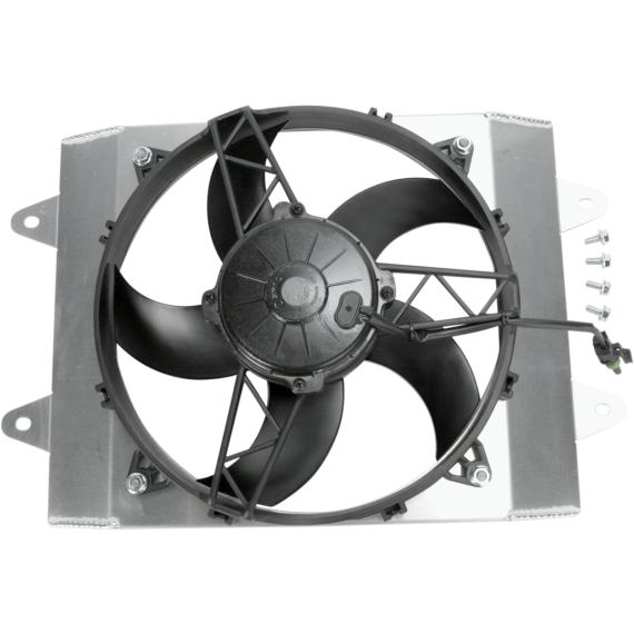 Moose Racing Hi-Performance Cooling Fan - 1340 CFM