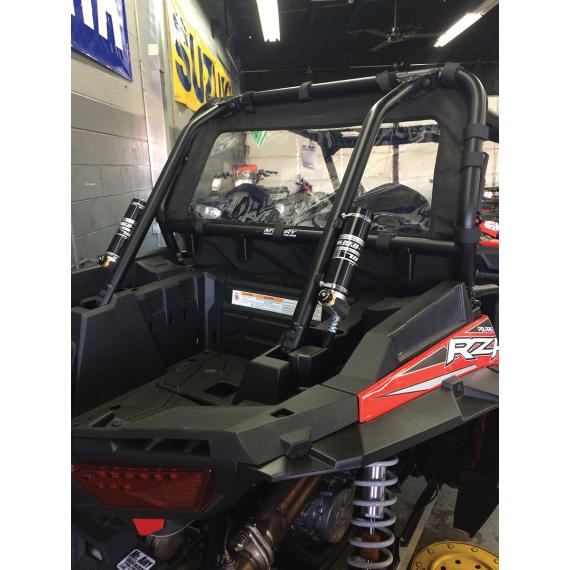 Moose Racing Rear Dust Panel - RZR