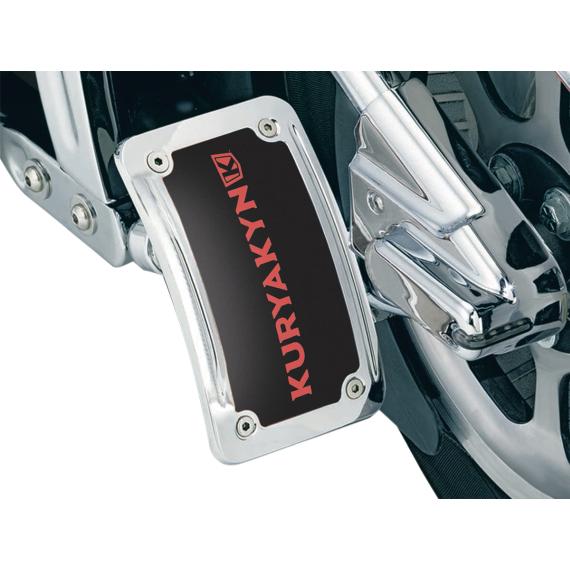 Kuryakyn Licence Plate Holder - Vertical