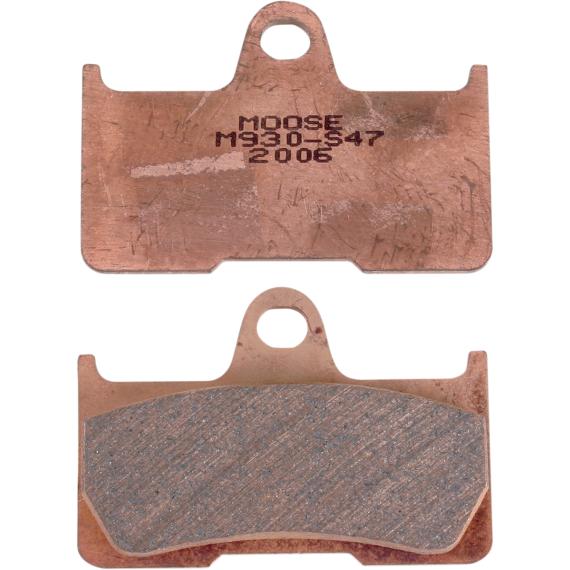 Moose Racing XCR Brake Pads - Rear - C-Force