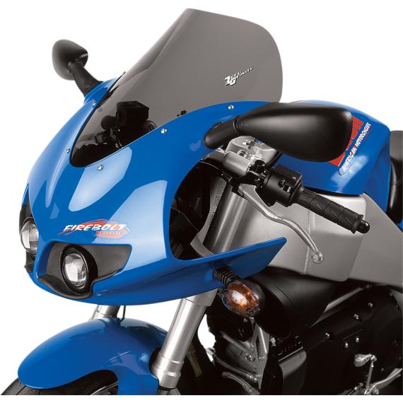 Zero Gravity Sport Windscreen - Smoke - XB9/12R