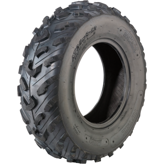 Moose Racing Tire - Tuf Trac - 25x8-12 - 4 Ply