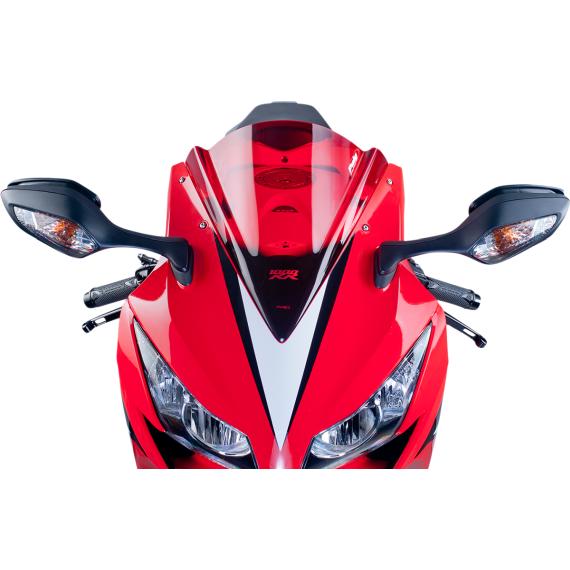 PUIG Race Windscreen - Red - CBR1000RR